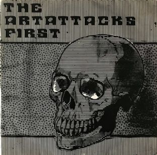 "Artattacks (The) - First And Last EP (7"") (VG+/VG-)"